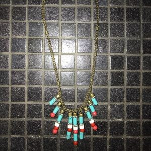 Nine West- Vintage America Beaded Necklace